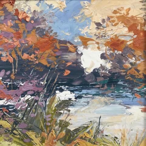Paul Treasure, Jay Blue River