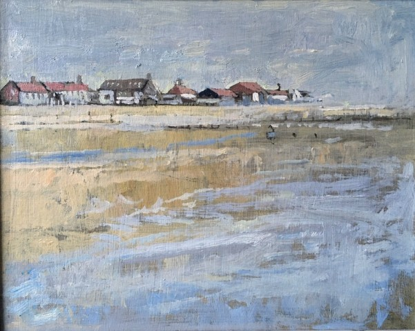 Muriel Mallows, Beach 1