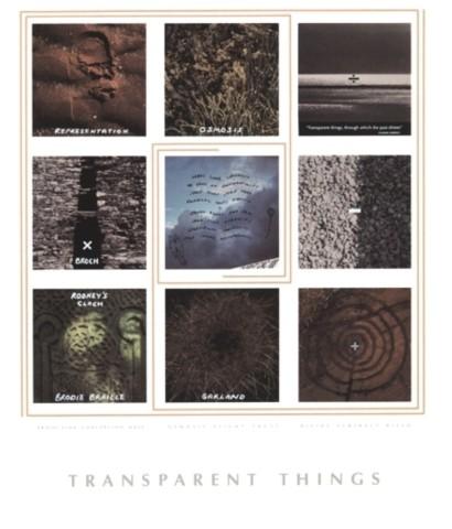 Niel Bally, Transporting Things, Scotland, 1991