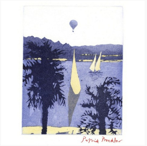 Patrick Procktor RA, The Nile