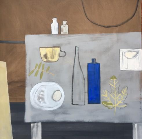 Marie Boyle, The Autumn Table