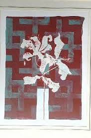 Patrick Procktor RA, Lilacés