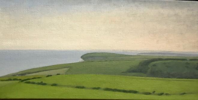 David Stubbs, Seaford Head From Beachy Head