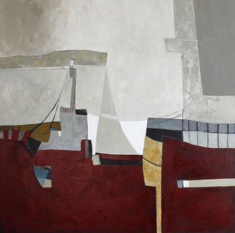 Teresa Lawton, The Ferry , 2019