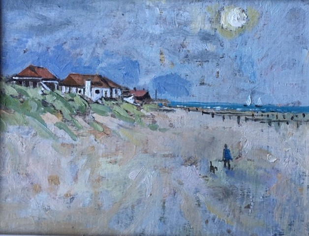 Muriel Mallows, Beach 2