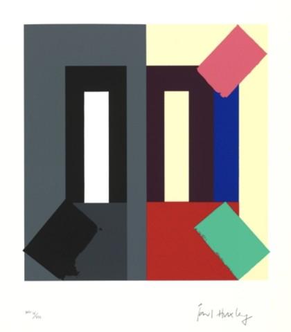 Paul Huxley, Untitled , 1991