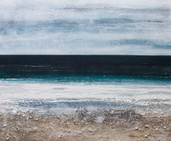 Alex Morton, Scratching along the Seashore