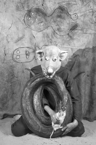 Roger Ballen, Roger the Rat - special edition, 2020