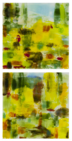 Martha Pfanschmidt, into the woods, 2014
