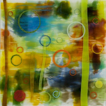 Martha Pfanschmidt, cycles (madrona), 2014