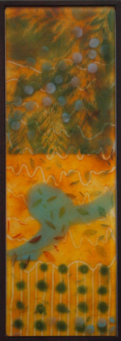 Martha Pfanschmidt, what the deer saw #4, 2014