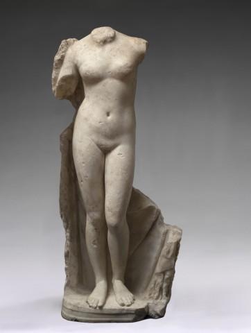 A Roman marble Aphrodite
