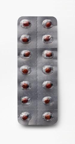 Nancy Fouts, Happy Pills, 2018