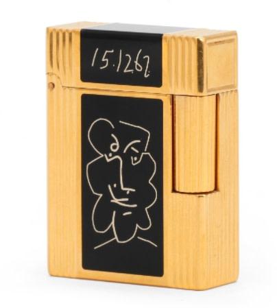 Pablo Picasso  S.T.Dupont - Picasso - Line 1 Lighter, 1998
