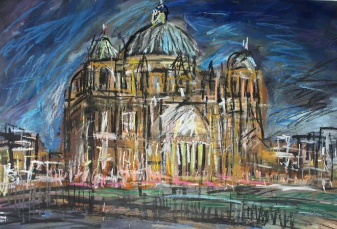Matthew Thompson, Berlin Cathedral
