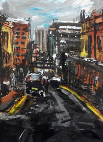 Matthew Thompson, Near Glasgow School of Art