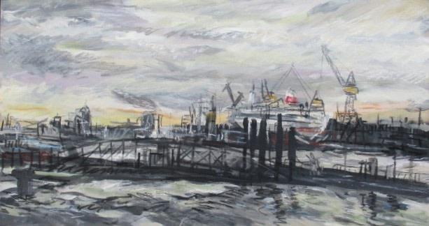 Matthew Thompson, Hamburg Docks