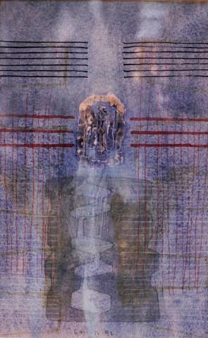 Charlie Millar, Vertical Strip, WIM Razor Blade IV:92