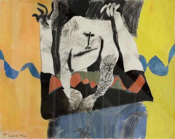 Juan Carlos Stekelman, Girl, 1968