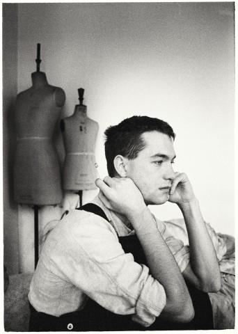David Gwinnutt, John Maybury - Crowndale Rd, Camden, London, 1982-1983