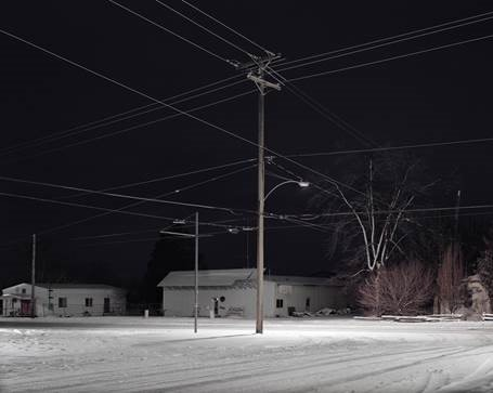 Jack Latham, Crossroads at Night