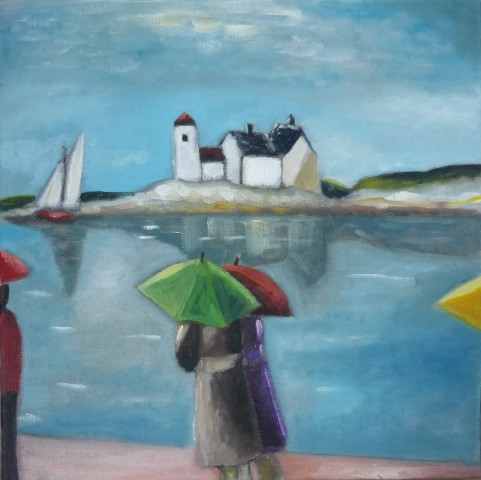 Emrys Williams, Distant Lighthouse