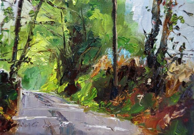 David Grosvenor, The Lane III
