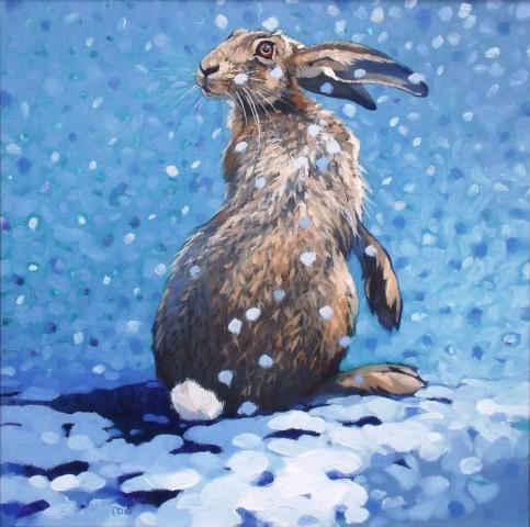 Colin See-Paynton, Snow Hare II
