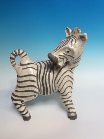 Willie Carter, Raku Zebra