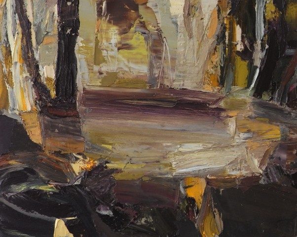 Beth Fletcher, Underwood, Dark Stream