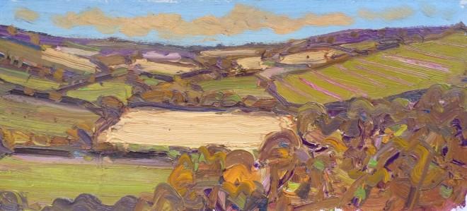David Lloyd Griffith, Autumn Fields, Nentydd