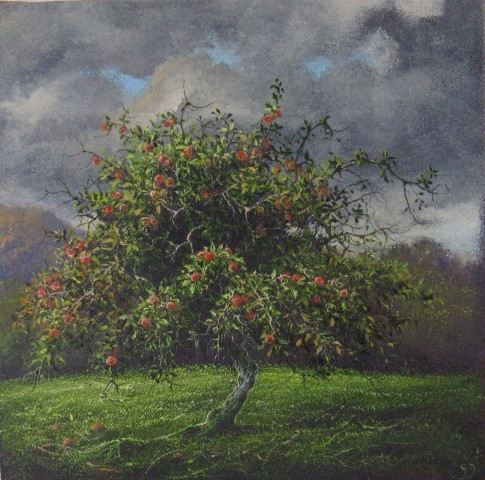 Gerald Dewsbury, Apple Tree II