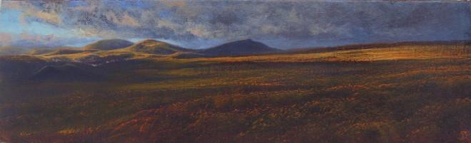 Gerald Dewsbury, Strip of Light on the Migneint