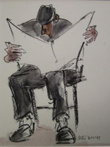 Mike Jones, The Reader