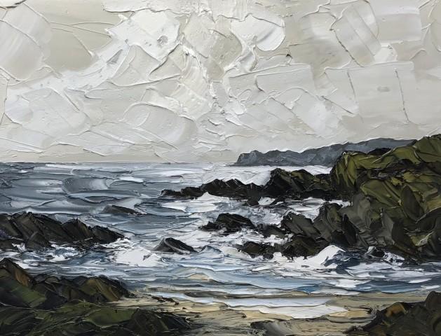 Martin Llewellyn, Incoming Tide, Trearddur Bay
