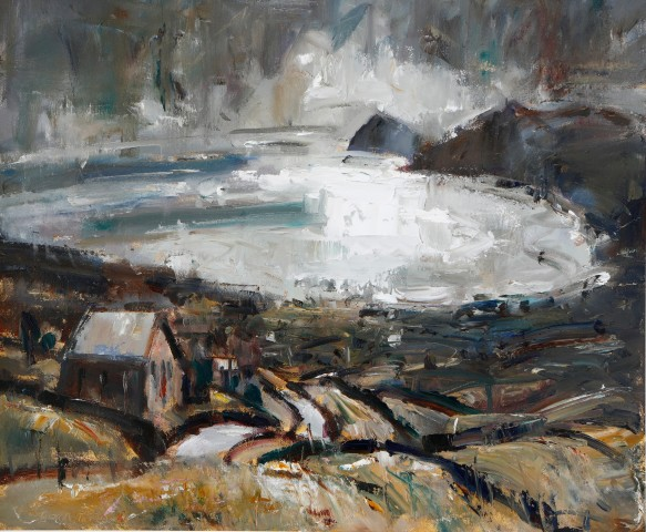 Gareth Parry, Hen Gapel, Pen Llŷn / Old Chapel, Llyn Peninsula