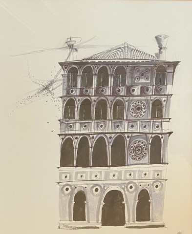 Dewi Tudur, Palazzo Dario, Venezia