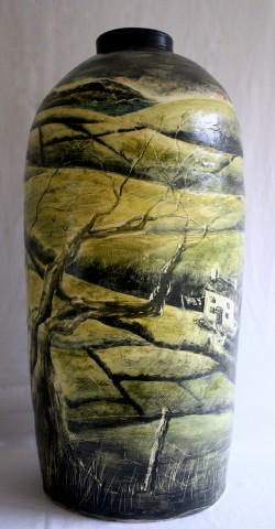 Helen Gittins, Welsh Hill Country