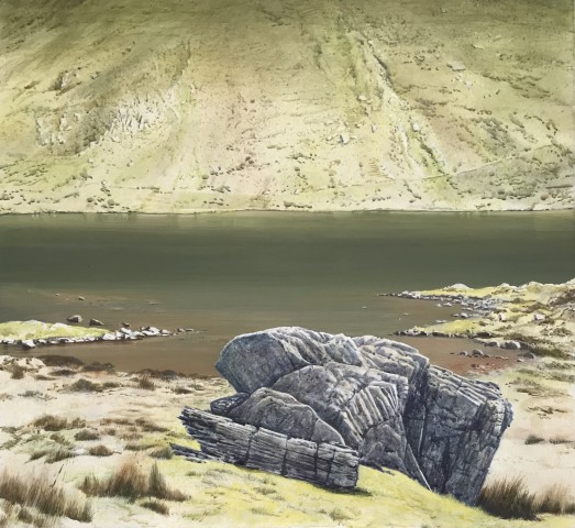 Ceri Auckland Davies, Tranquil Llyn Iswal