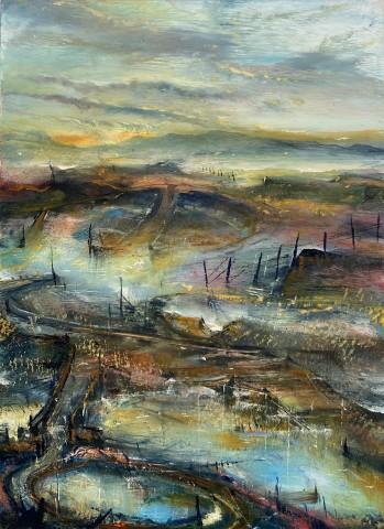 Iwan Gwyn Parry, Barmouth Shorelines IV