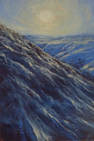 Gerald Dewsbury, Gorge Slope