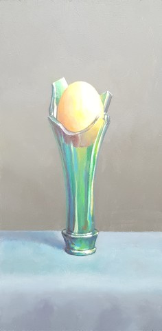 James Guy Eccleston, Cupped Egg