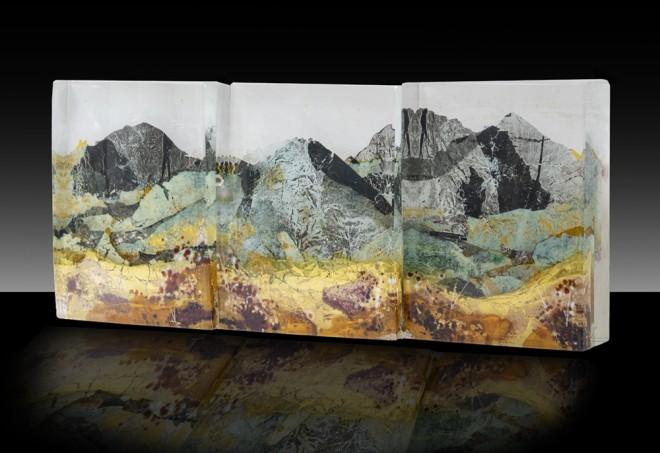 Kate Pasvol, Snowdon Range