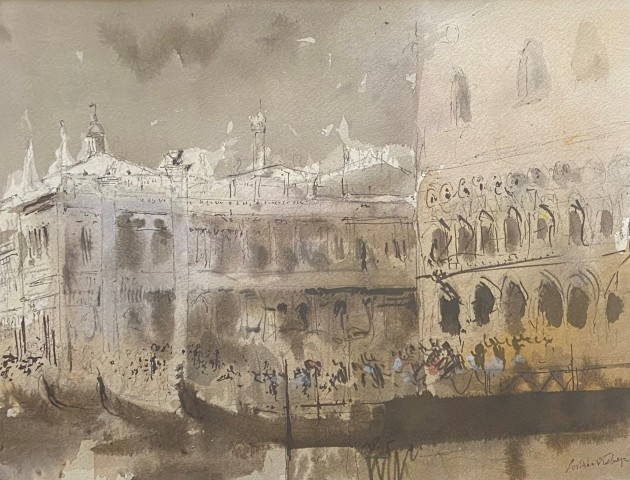 William Selwyn, Piazzetta