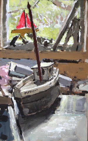 Matthew Wood, Boats II