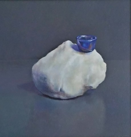James Guy Eccleston, Blue Glass and Rock