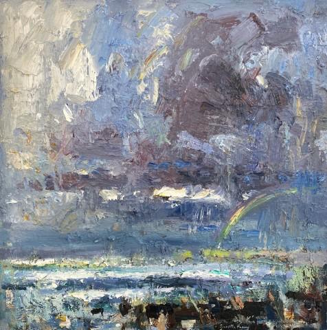 Gareth Parry, Y Môr a'r Enfys, Llŷn / The Sea and the Rainbow, Llŷn