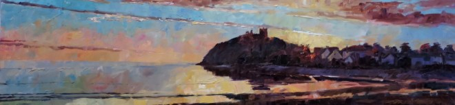 David Grosvenor, Criccieth Castle II