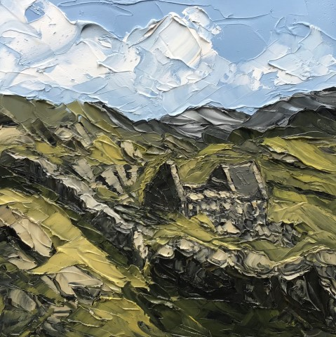 Martin Llewellyn, Ruins of Old Barn