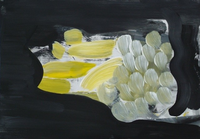 Lisa Carter-Grist, Yellow Cluster